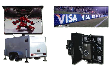 LED Indoor & Outdoor Displays