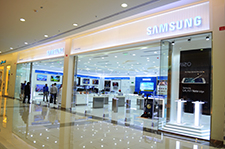 Samsung Showroom Seef Mall Muharraq
