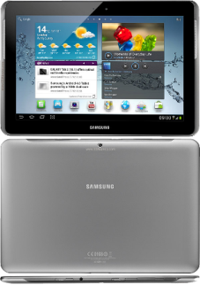 Click to view details of - Galaxy Tab P5100