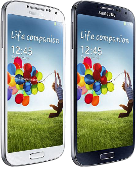 Click to view details of - Samsung Galaxy S4