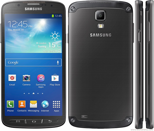 Click to view details of - I9295 Galaxy S4 Active