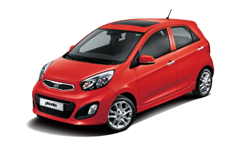 Click to view details of - KIA PICANTO 2012