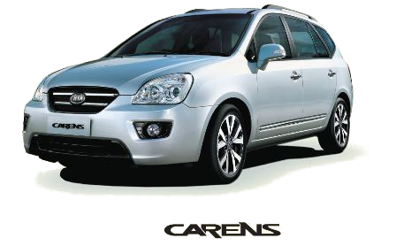 Click to view details of - KIA Carens 2012