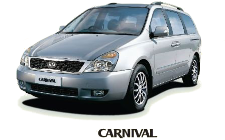 Click to view details of - KIA CARNIVAL 2012