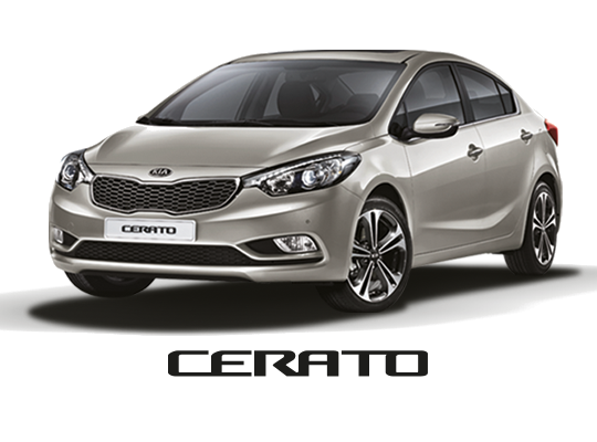 Click to view details of - CERATO 1.6L SEDAN 2014
