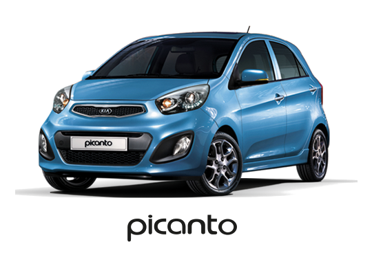 Click to view details of - PICANTO 1.2 STD 2014
