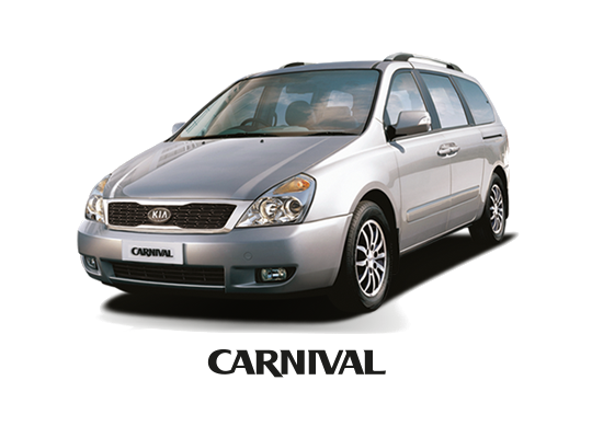 Click to view details of - CARNIVAL 3.5L MPV 2014