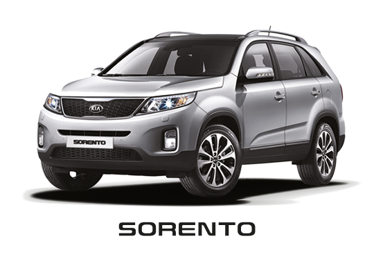 Click to view details of - SORENTO 3.5L SUV 2014