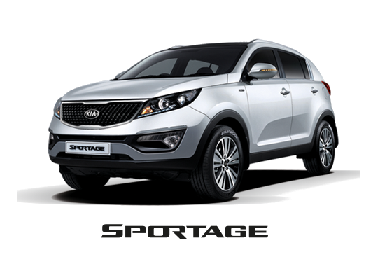 Click to view details of - SPORTAGE 2.0L SUV 2014