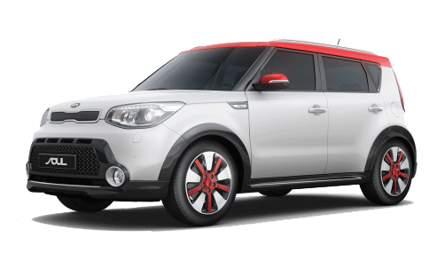 Click to view details of - KIA Soul 2.0L  2015