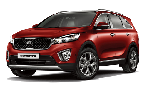 Click to view details of - Sorento 3.3L 2015