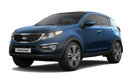 Click to view details of - KIA Sportage  2015