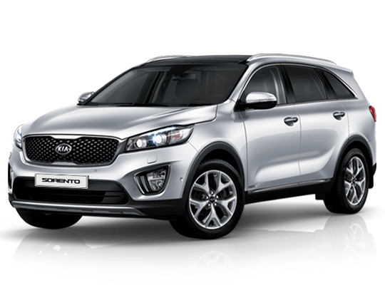Click to view details of - Sorento 3.3L 2016