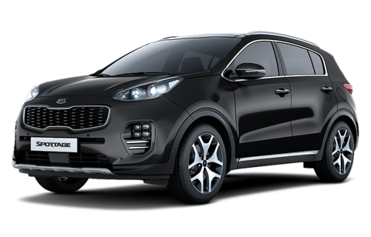 Click to view details of - KIA Sportage 1.6Ltr  2017