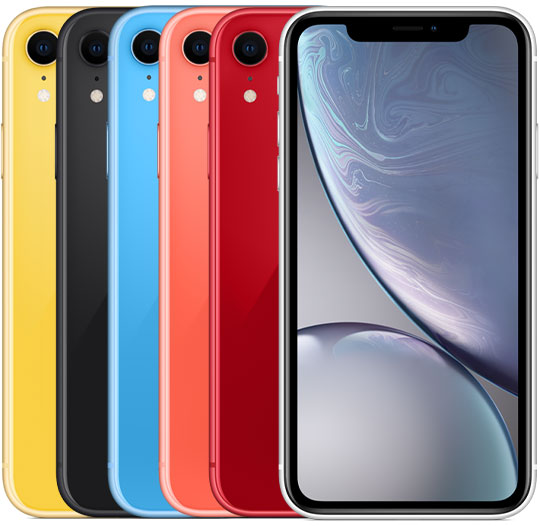 Click to view details of - iPhone XR